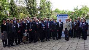 Delegates at the VAMAS/BSI technical workshop  - Materials Meets Standards - May 2015
